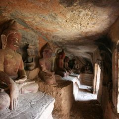 Hpo Win Daung Caves