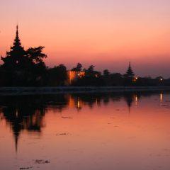 Mandalay Sunset