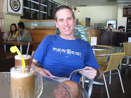 Tony in Yangon