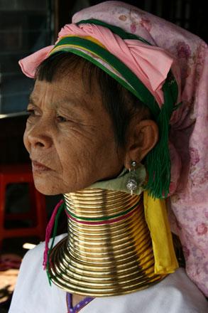 Paduang Woman