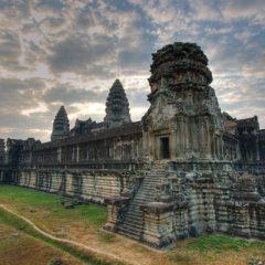 Angkor Wat Exterior