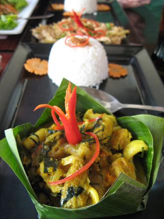 Seafood Amok