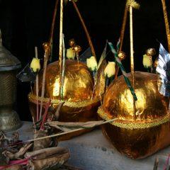 Offerings at Prasat Prei Monti
