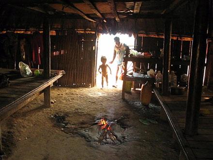 Tribal Hut