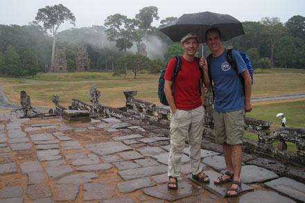 TnT Rainy Day Angkor
