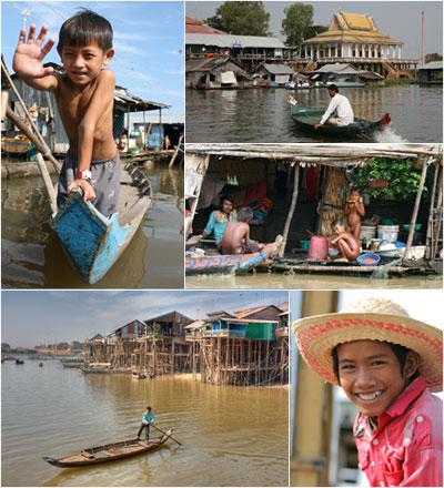 Tonle Sap Waterscape