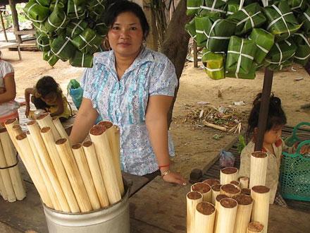 Cambodian Treats
