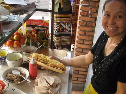 Lao Baguettes
