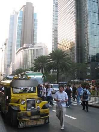 Makati in Metro Manila
