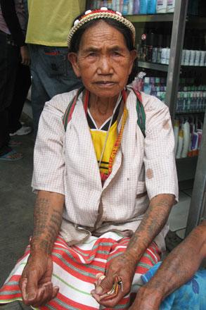 Bontoc Woman