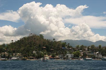 Sabang, Mindoro