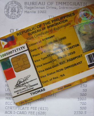 New Visa Regulations in the Philippines