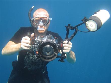 Olof Underwater