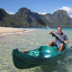 Kayak Bacuit Bay