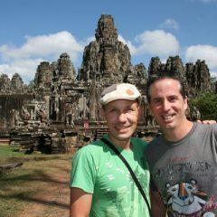 TnT at Angkor Thom