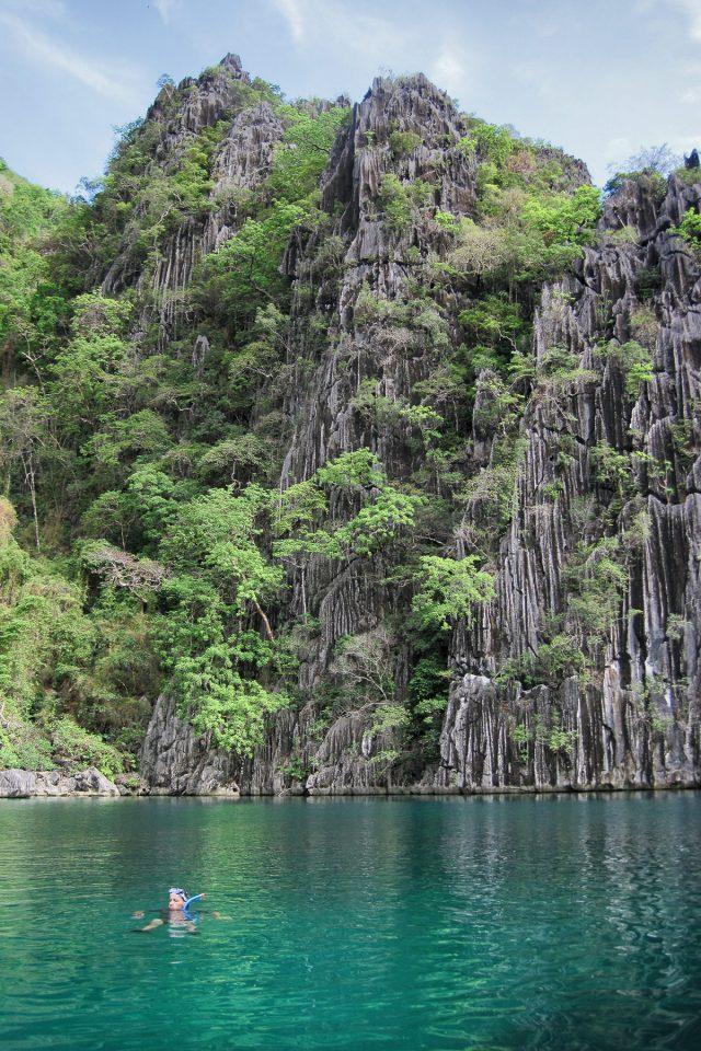 Twin Lagoons, Coron Island