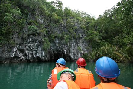 Palawan's Subterranean River