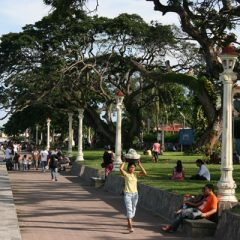 Dumaguete Water-front Promenade