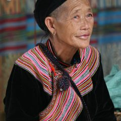 Flower Hmong, Bac Ha Market