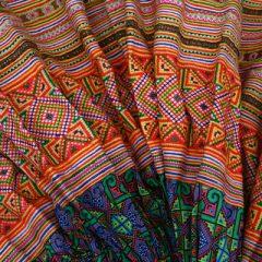 Flower Hmong Textiles