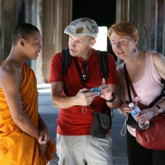 Freda Goes to Angkor Wat