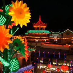 Kek Lok Si at Chinese New Year