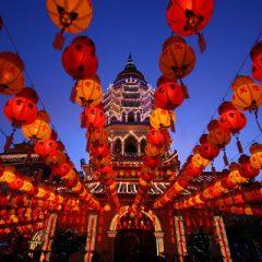 Kek Lok Si New Year