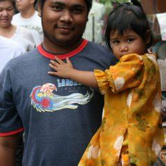Malay Man Daughter
