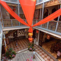 Pinang  Peranakan Courtyard