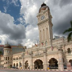 Kuala Lumpur's Old City Hall