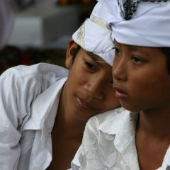 Boys in Ubud