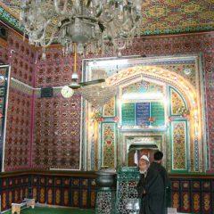 Pir Dastgir Sahib Interior