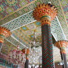 Pir Dastgir Sahib Columns