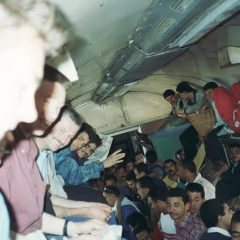 Train to Alexandria