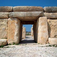 Hagar Qim in Malta