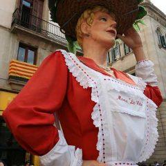 La Mercè in Barcelona