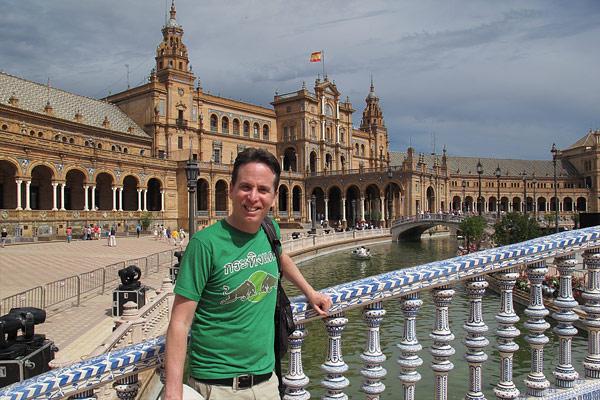 Seville's Plaza de España