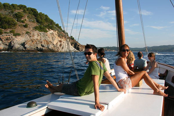 Sailing the Costa Brava