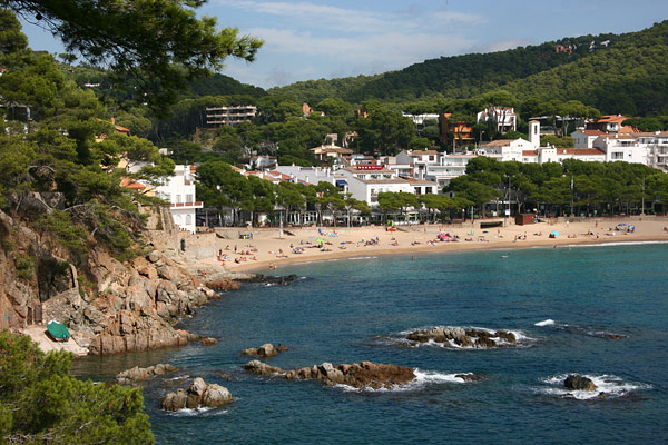 Hiking the Costa Brava