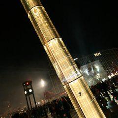 Potsdamer Platz light column