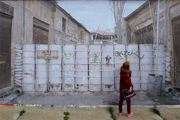 Wall on Wall Exhibition