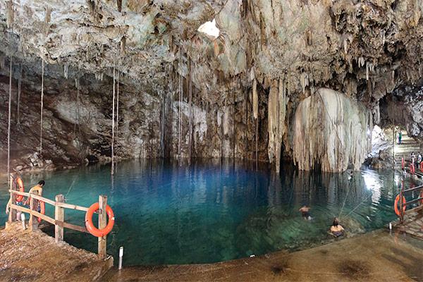 Xkeken Cenote