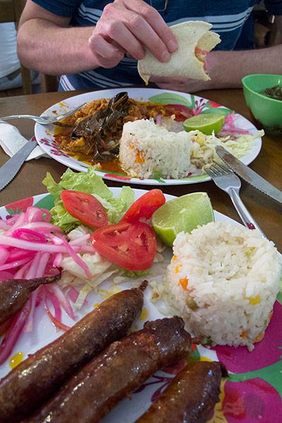 Valladolid Food