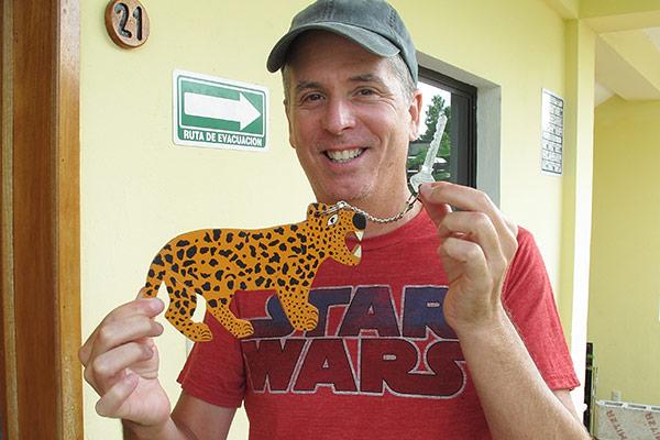jaguar-key-chain