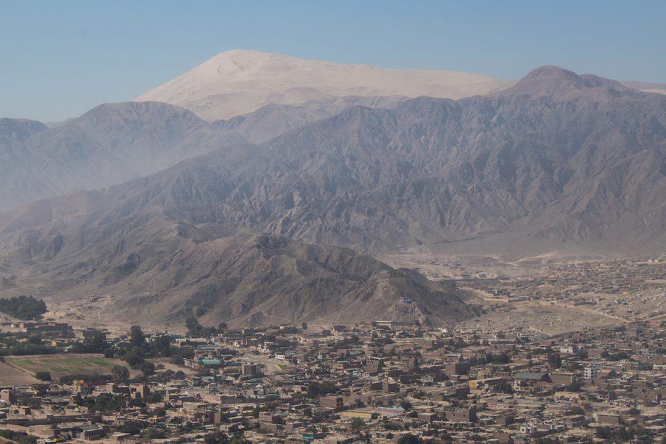 Extraordinary Nazca Lines: Cerro Blanco