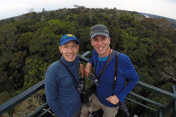 Posada Amazonas canopy tower
