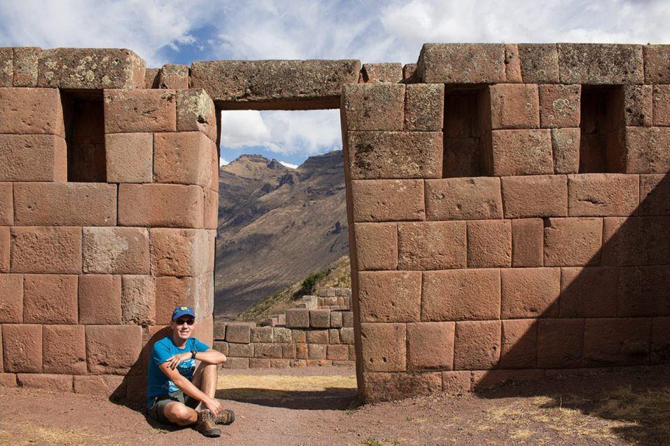 A small temple in Pisac