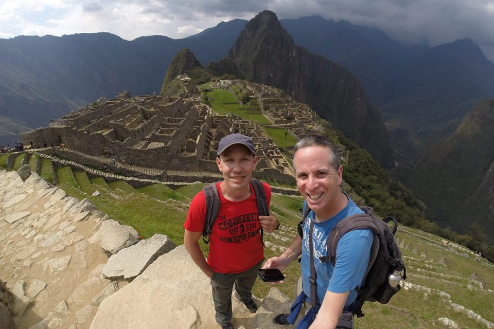Salkantay trek to Machu Picchu: TnT explore Machu Picchu