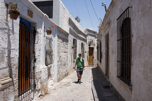 Arequipa, the White City