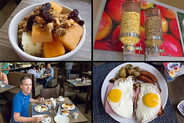 Casa Andina Chiclayo Select breakfast
